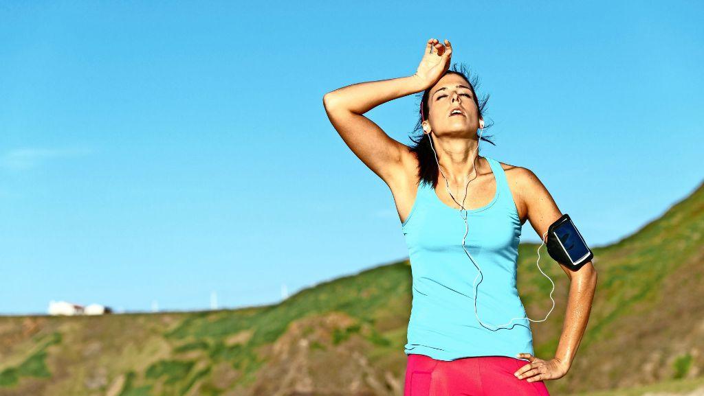 Wie man Muskelmasse ohne Diät erhöht