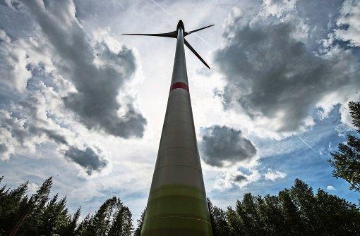 Die Energiewende wird vorangetrieben