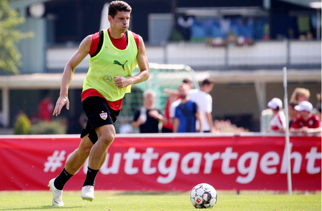 Vfb Stuttgart Beendet Trainingslager Mario Gomez Spielt Gegen