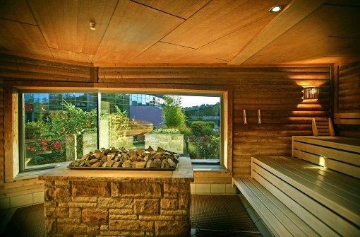 Großinvestition für Sauna und Schwimmbad