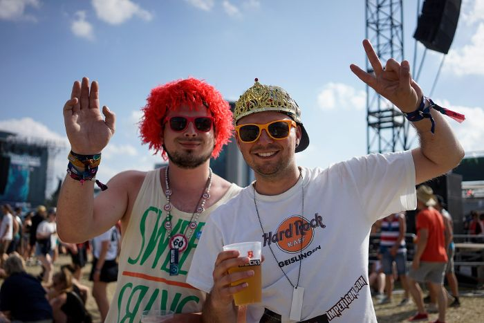 Southside Festival: Hippe Outfits sind ein Must-Have