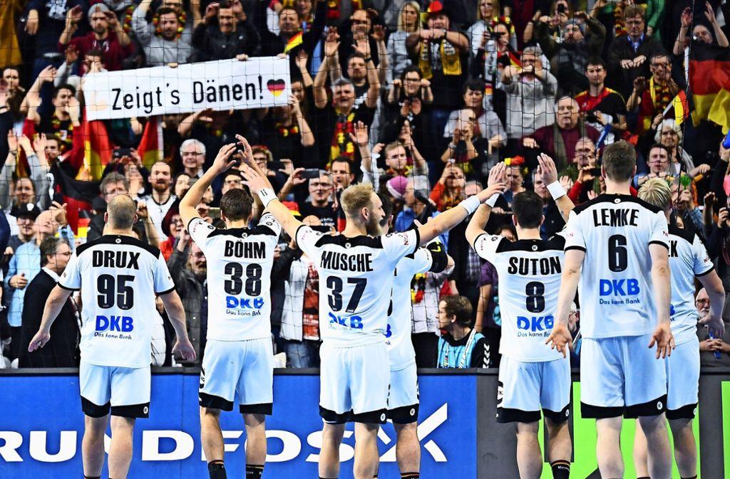 Handball Wm In Stuttgart Diese Kneipen Zeigen Halbfinale Und Finale