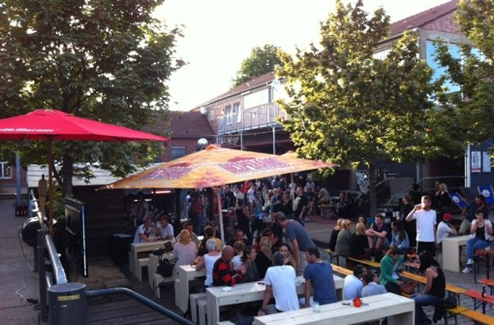 Party in Bad Cannstatt: Den Sommer verabschieden