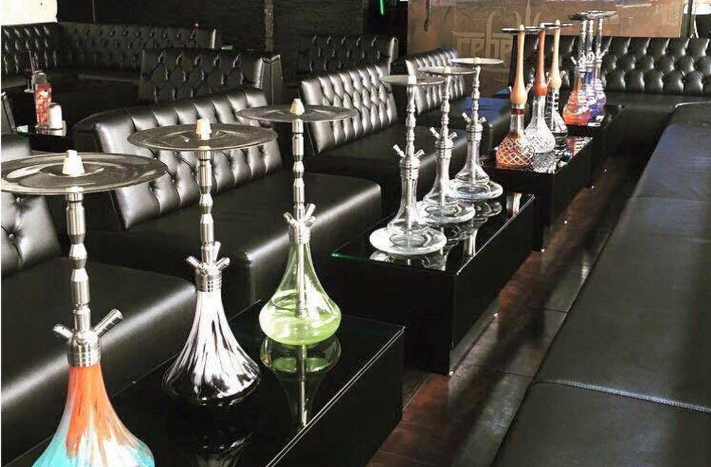 Shisha Bar In Stuttgart