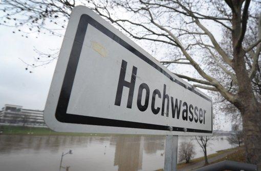 Schifffahrt auf dem Neckar teilweise eingestellt