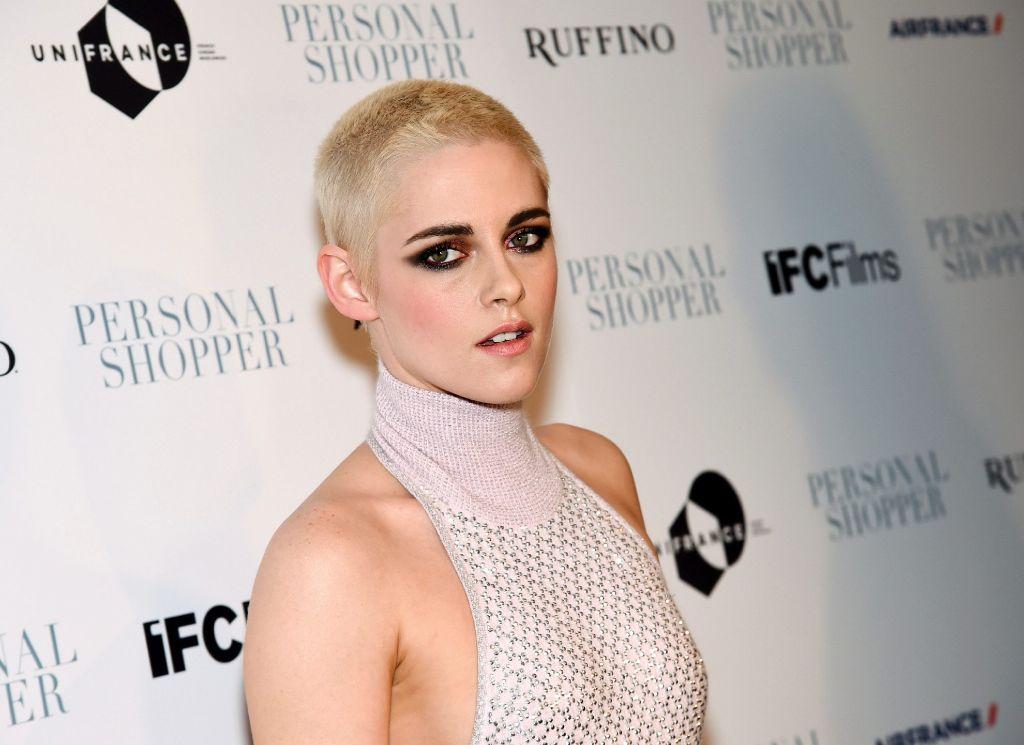 Kurze Blondierte Haare Bei Frauen Scheinen In Den Usa Gerade Schwer
