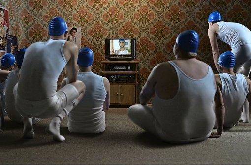 """""""Supporting Film"""" nennt der NiederländerDouwe Dijkstra seine Einlassung zum ganz speziellen Ritual des Filmeschauens.  Foto: Filmwinter"""