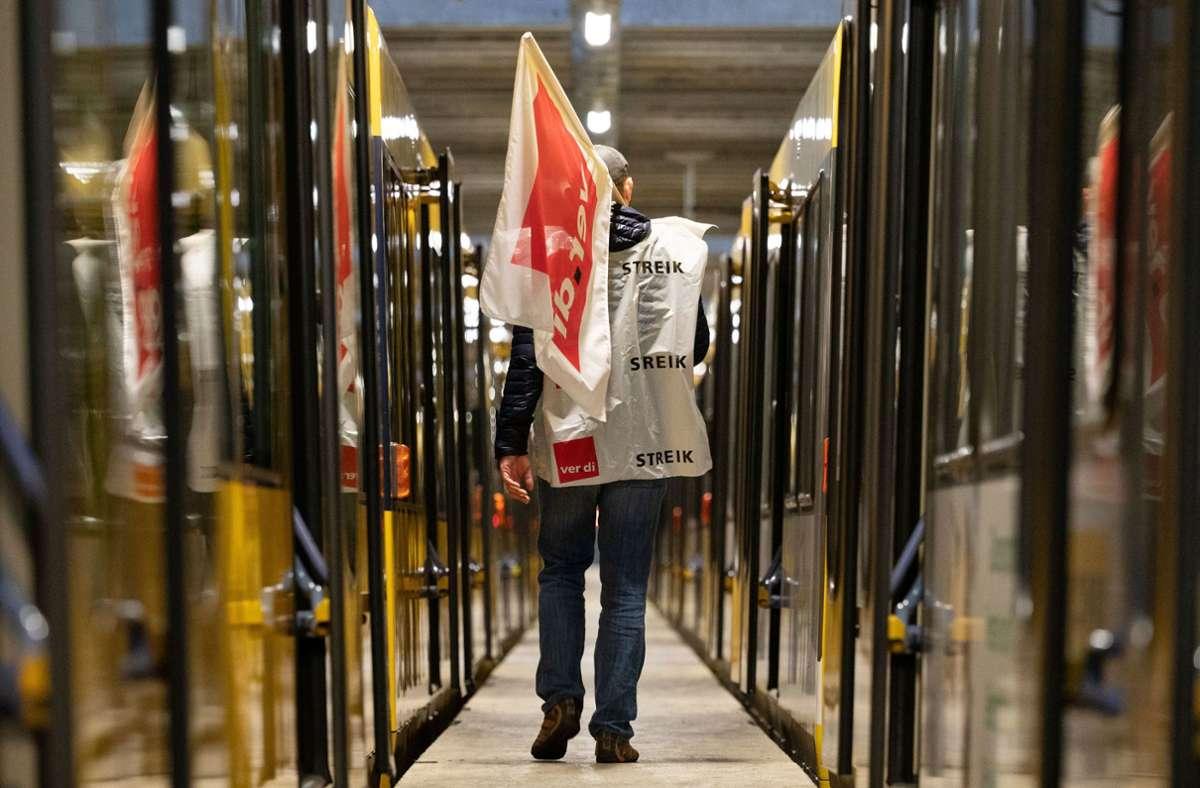 Streik Stuttgart Heute
