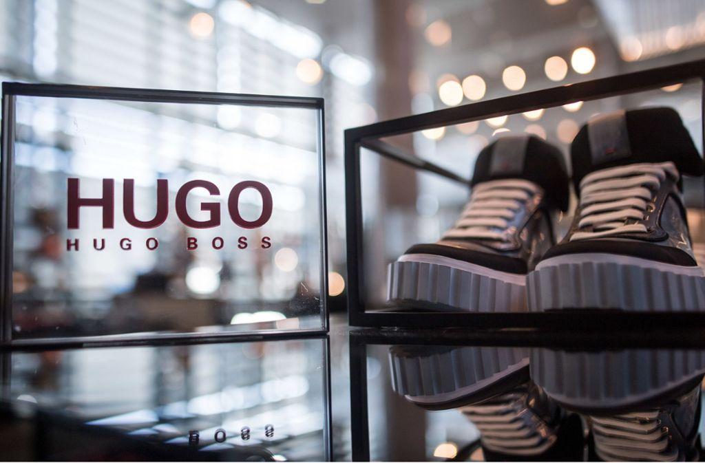 Hugo Boss: Metzinger Modekonzern erreicht Jahresziele dank ...