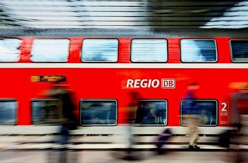 Signalstörung bremst Regionalbahnen aus