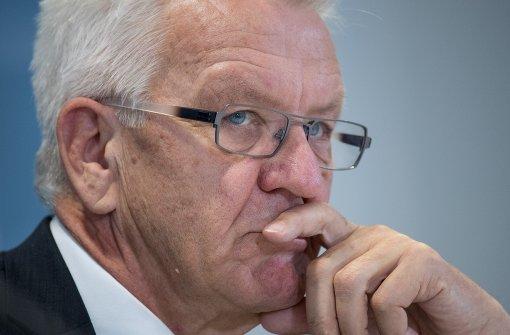 Kretschmann bleibt bei seinem Nein zur Vermögensteuer