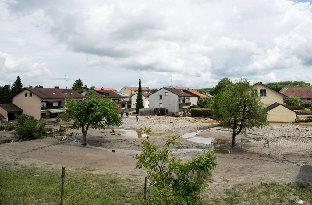 Unwetter In Süddeutschland Klimawandel Sorgt Für Extremeres Wetter