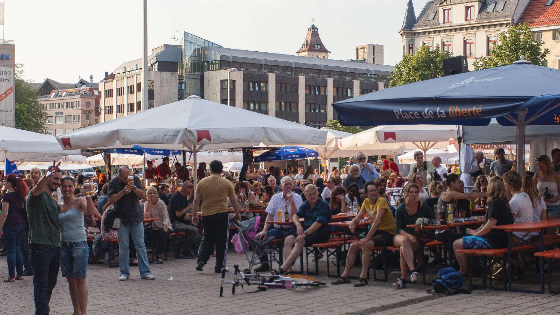 Feste Stuttgart Heute
