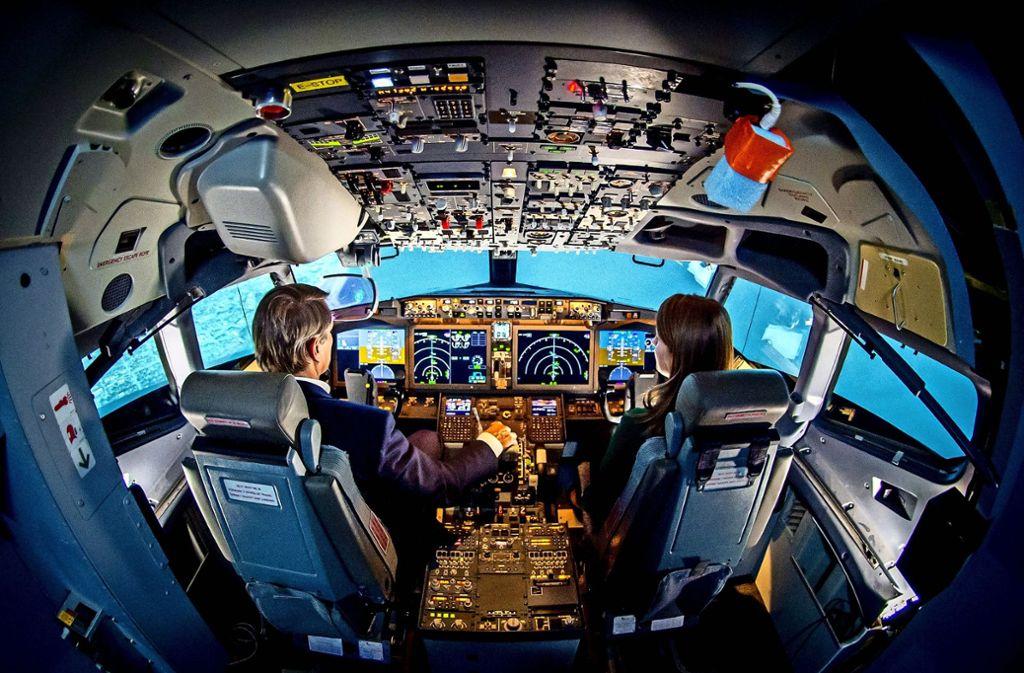 Debatte Nach Flugzeugabsturz Mensch Oder Maschine Wer Hat Das
