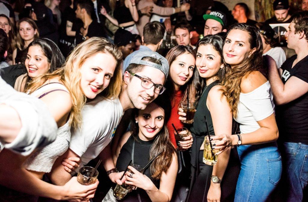 Mal Was Anderes Nackt Party In Der Schräglage In Der Stuttgart
