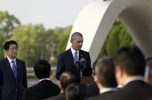 Barack Obama zeigt Größe