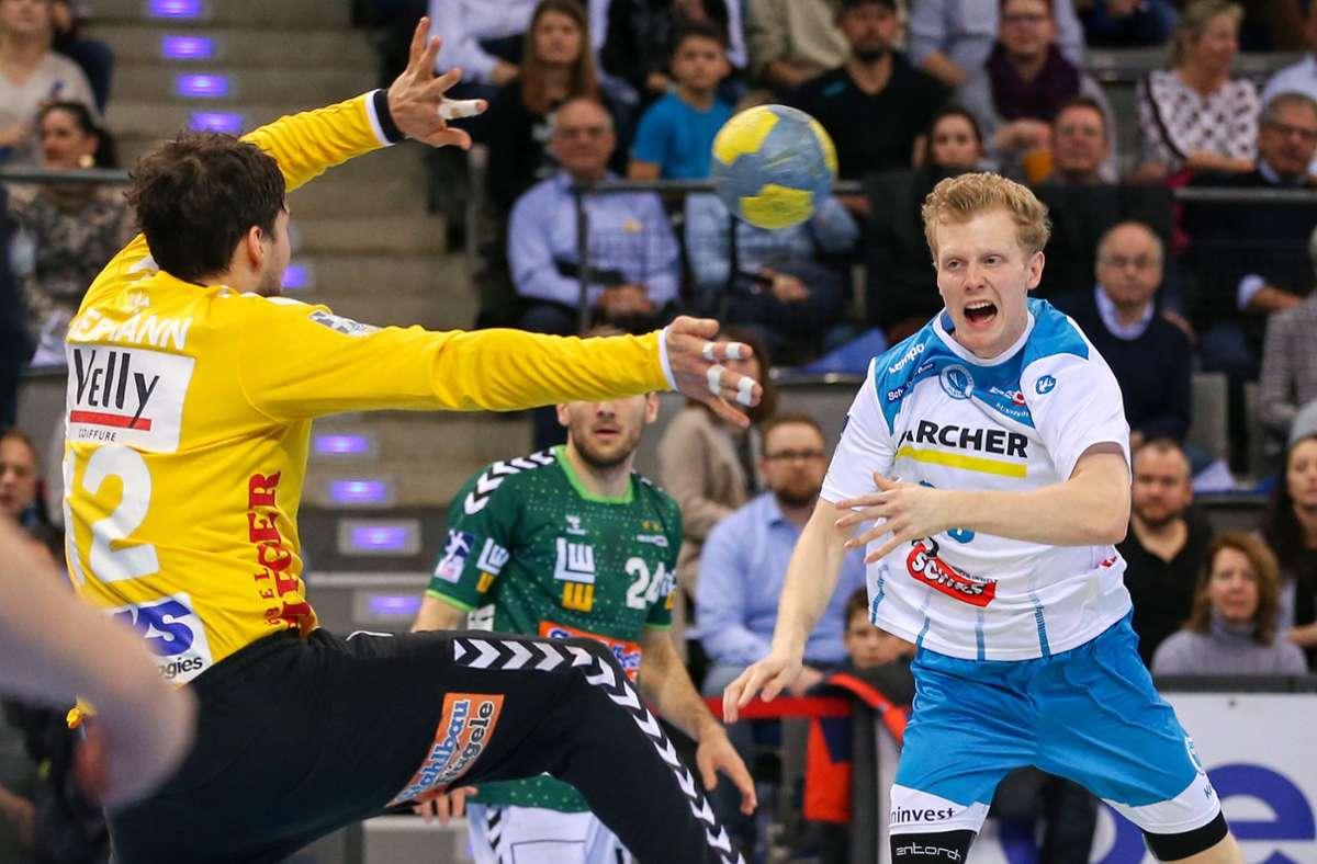 Premiere im BGV-Cup: Handballer beenden Corona-Pause mit einem Testballon
