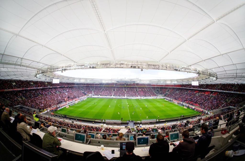 Mercedes Benz Arena Stuttgart Adresse
