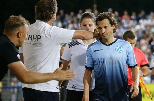 Kickers siegen auswärts gegen den FC Homburg