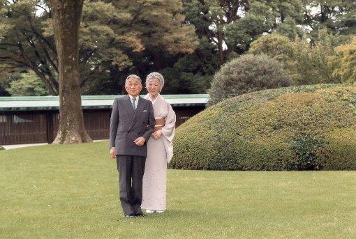 Die japanische Kaiserin wird 82