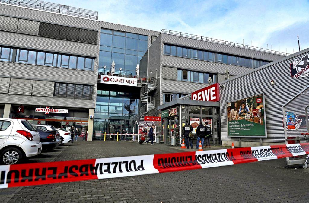 Stuttgart Shisha Bar Schüsse