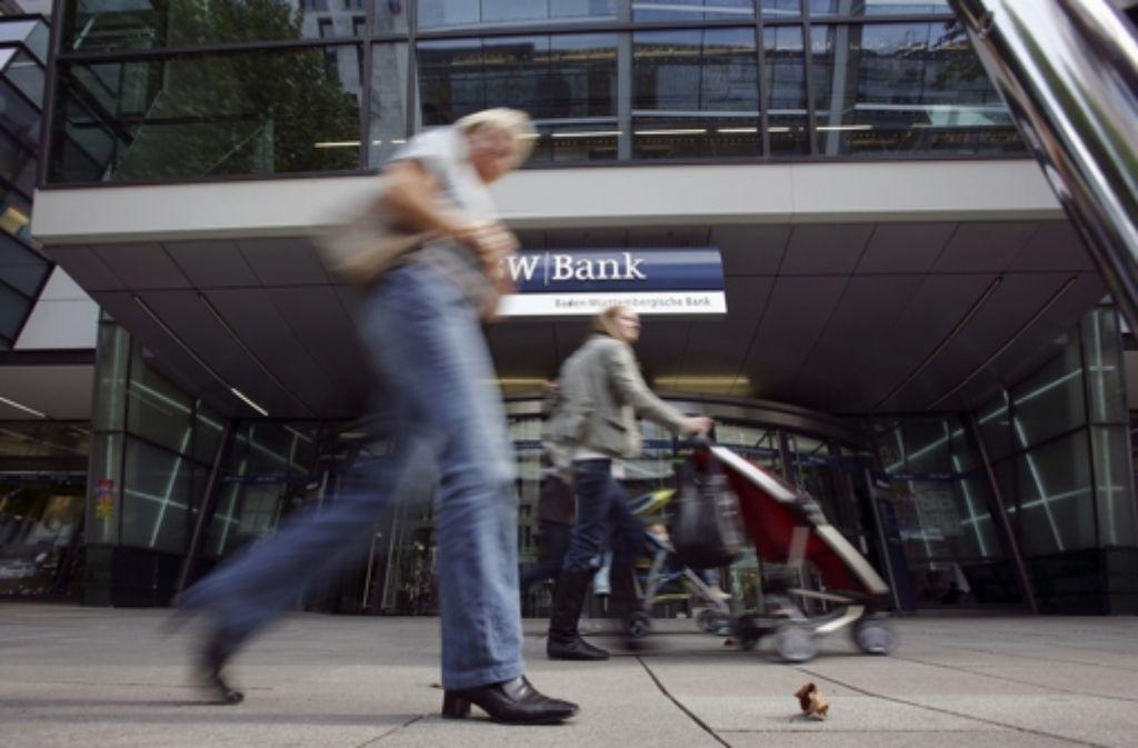 Bankfilialen In Bad Cannstatt: Bald Keine Beratung Mehr In
