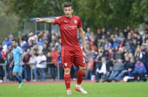 So spielt der VfB Stuttgart gegen Mönchengladbach