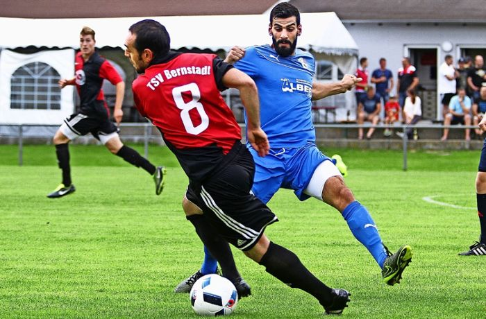 Verbandsliga: Calcio will die Party schmeißen