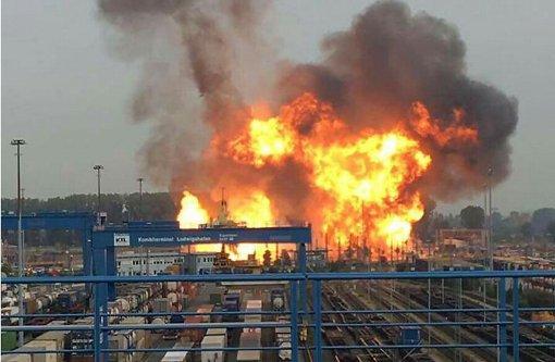 BASF fährt Produktion wieder an