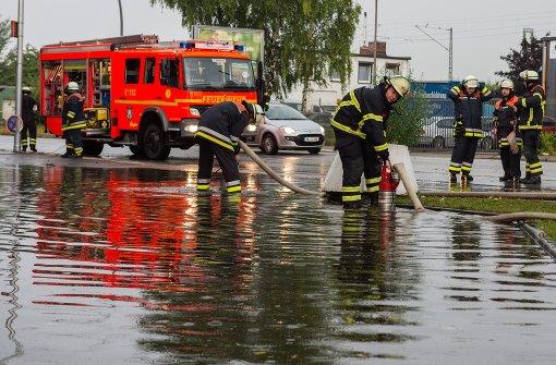 Feuerwehr rückt zu etwa 140 Einsätzen aus