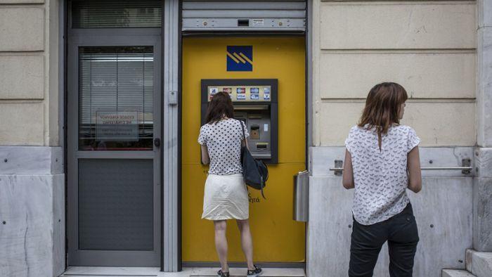 Neueste Nachrichten Griechenland Krise