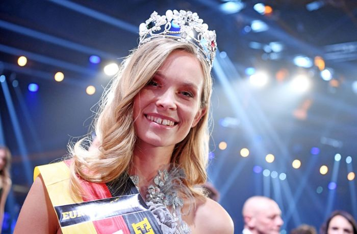 "Nadine Berneis: ""Miss Germany"" jagt Verbrecher im Internet"