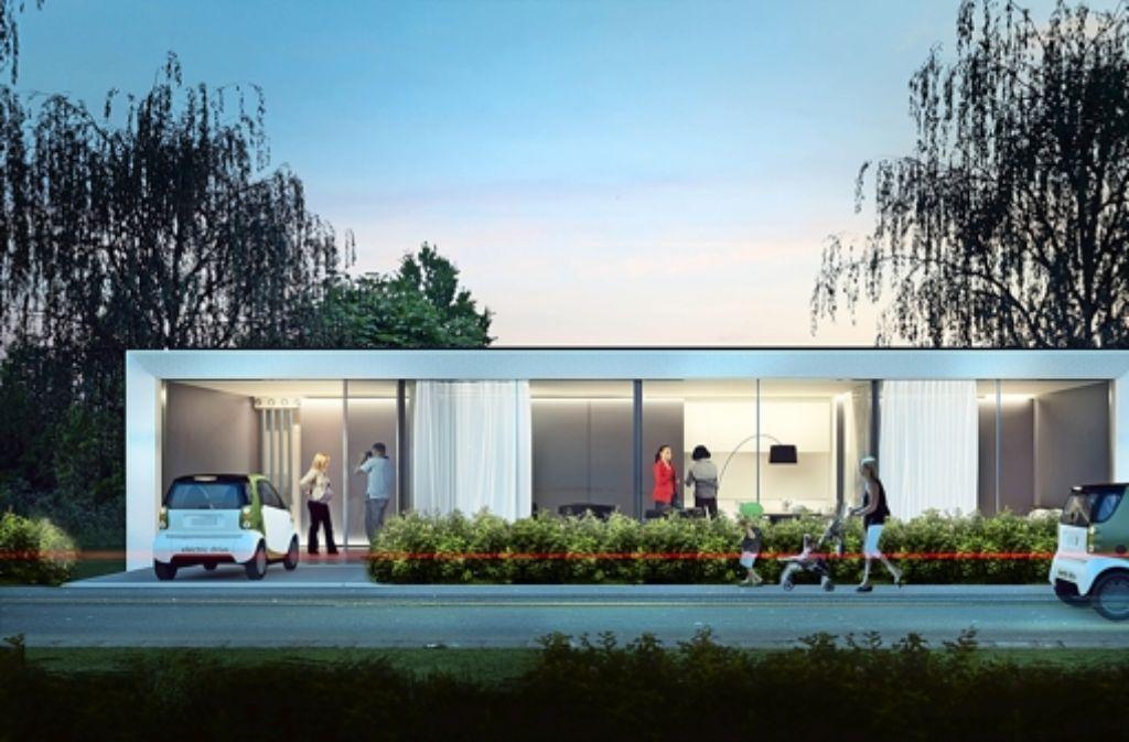 energie musterhaus am killesberg stuttgart zeigt zukunft des wohnens stuttgart stuttgarter. Black Bedroom Furniture Sets. Home Design Ideas