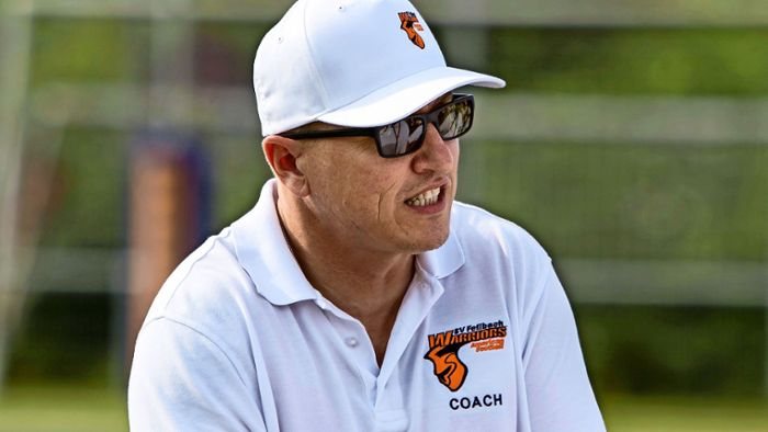 American Football in Fellbach: Jens Kahle ist der neue Cheftrainer