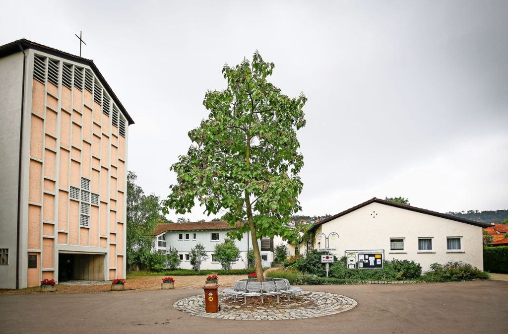 Kirchenbauten in Gerlingen: Eine neue Kita im alten