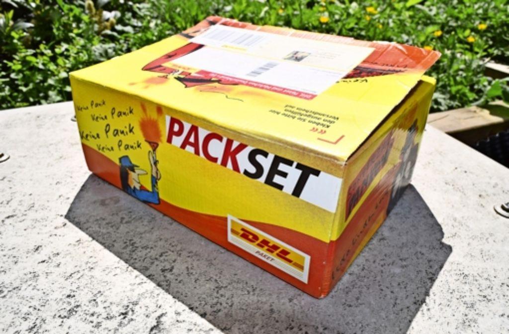 probleme mit dhl postboten suchen den paketkasten vergebens vaihingen stuttgarter nachrichten. Black Bedroom Furniture Sets. Home Design Ideas