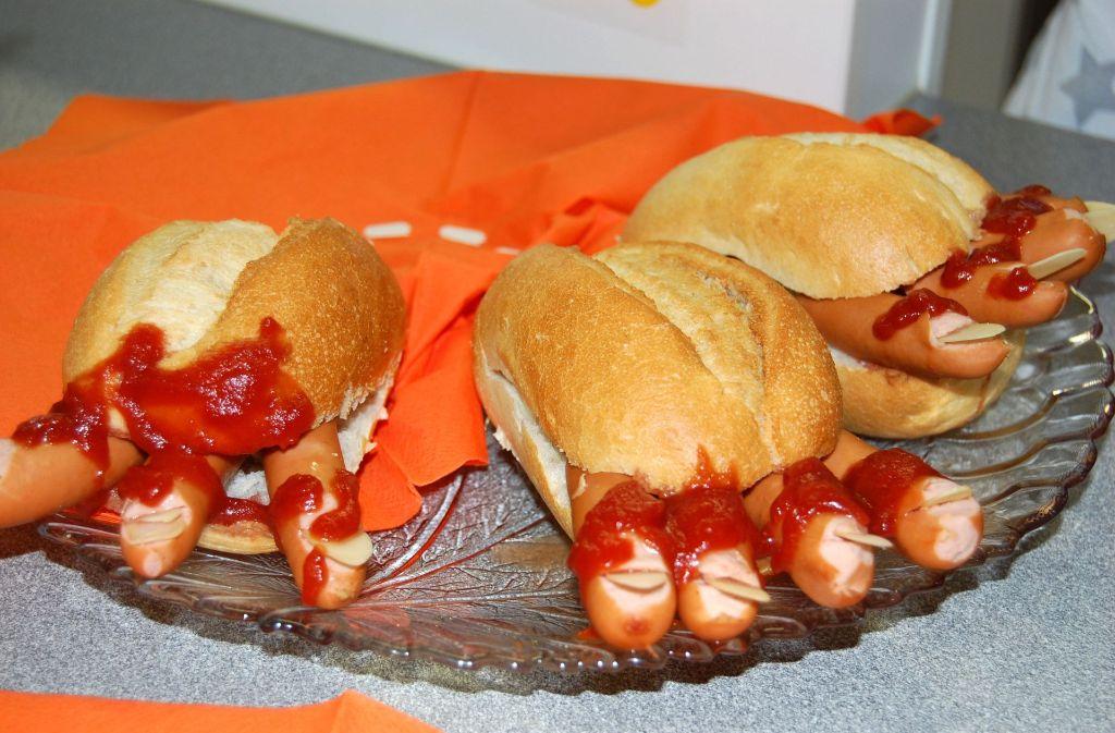 Schaurig Schönes Fingerfood Gruselessen Für Die Perfekte Halloween