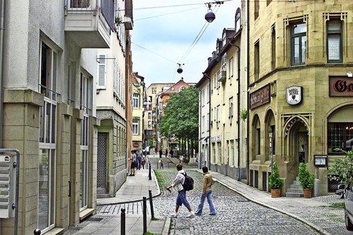 Bohnenviertel buch quartiersgeschichte mit werbeanhang for Divan 2 bad cannstatt