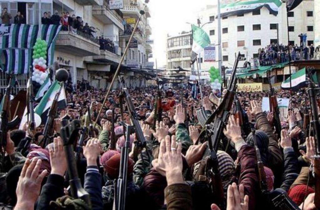 Syrischer Krieg