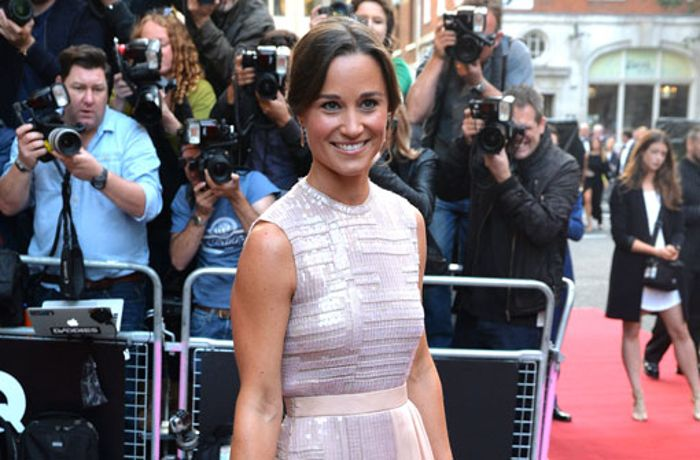 GQ Men of the Year: Pippa Middleton adelt die Veranstaltung
