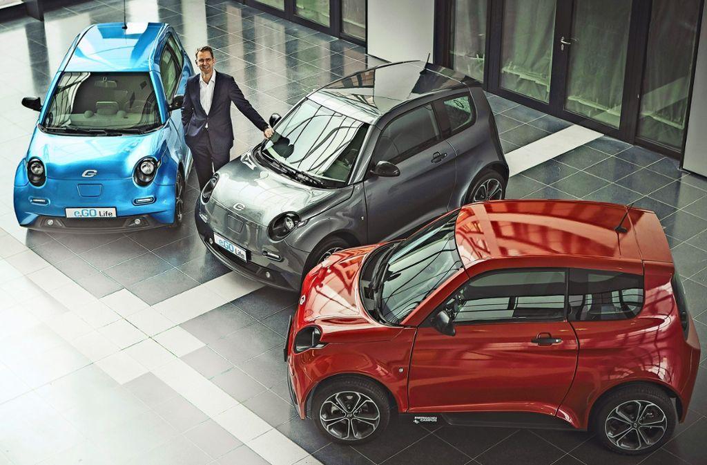 E Mobilität Ein Professor Revolutioniert Den E Auto Markt