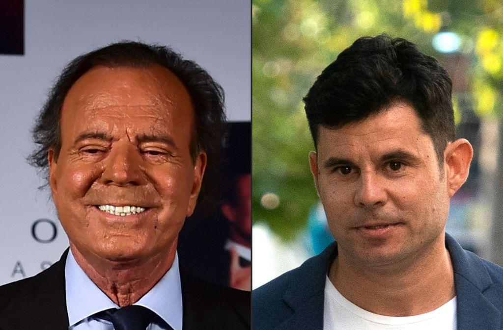 Gericht in Spanien bestätigt Vaterschaft von Julio Iglesias - Boulevard