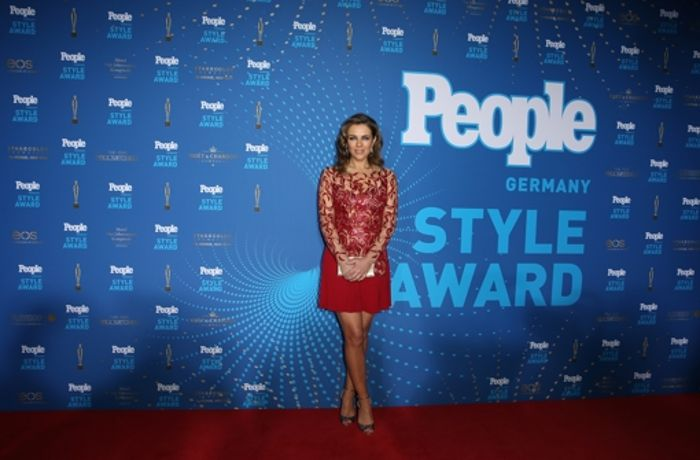 People Style Awards: Viel Glamour in München