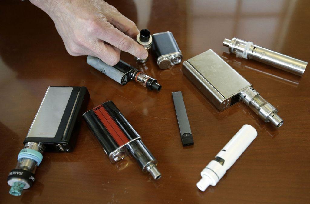 Juul E Zigarette Experten Warnen Vor Suchtgefahr