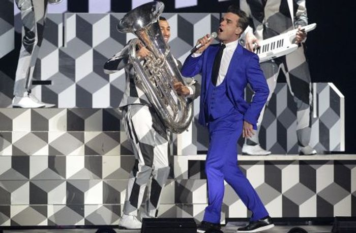 Robbie Williams wird 40: Let him entertain you!