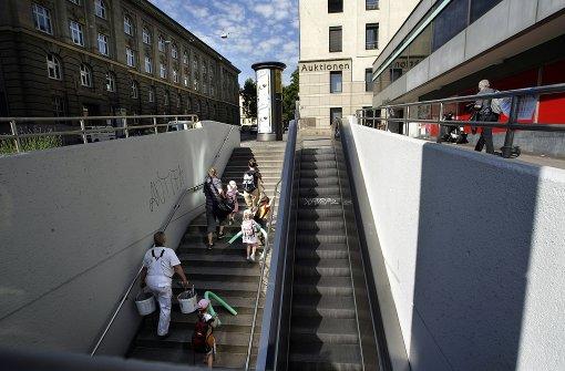 Ewiges Ärgernis Schwabstraße