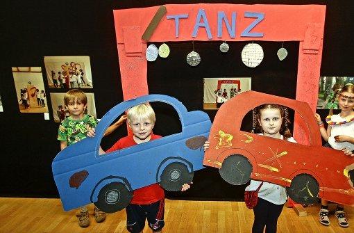 Bühne frei für Kinderkunst