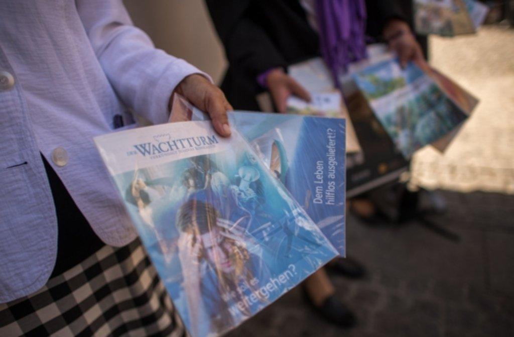 Baden Württemberg Zeugen Jehovas Mit Kirchen Gleichgestellt Baden