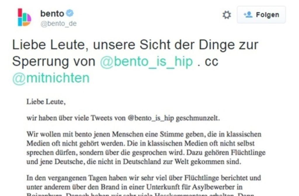 Bento is hip spiegel online jugendportal l sst for Spiegel leserreisen