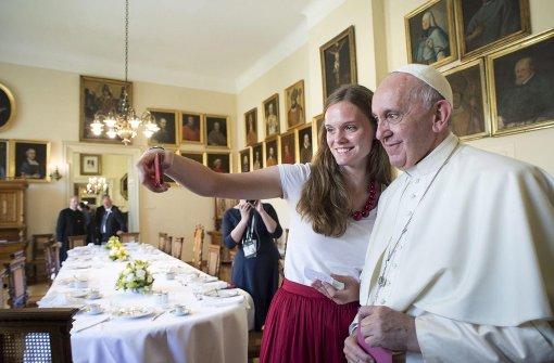 Papst wünscht sich unbequeme Jugendliche